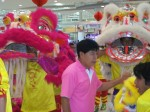 Chinese new year celebrations in Thailand