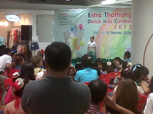 young singer in Phitsanulok