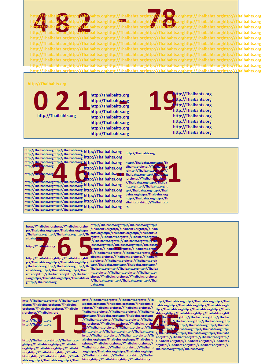 Thai land lottery 1st Aug 2014 guess sheet 2