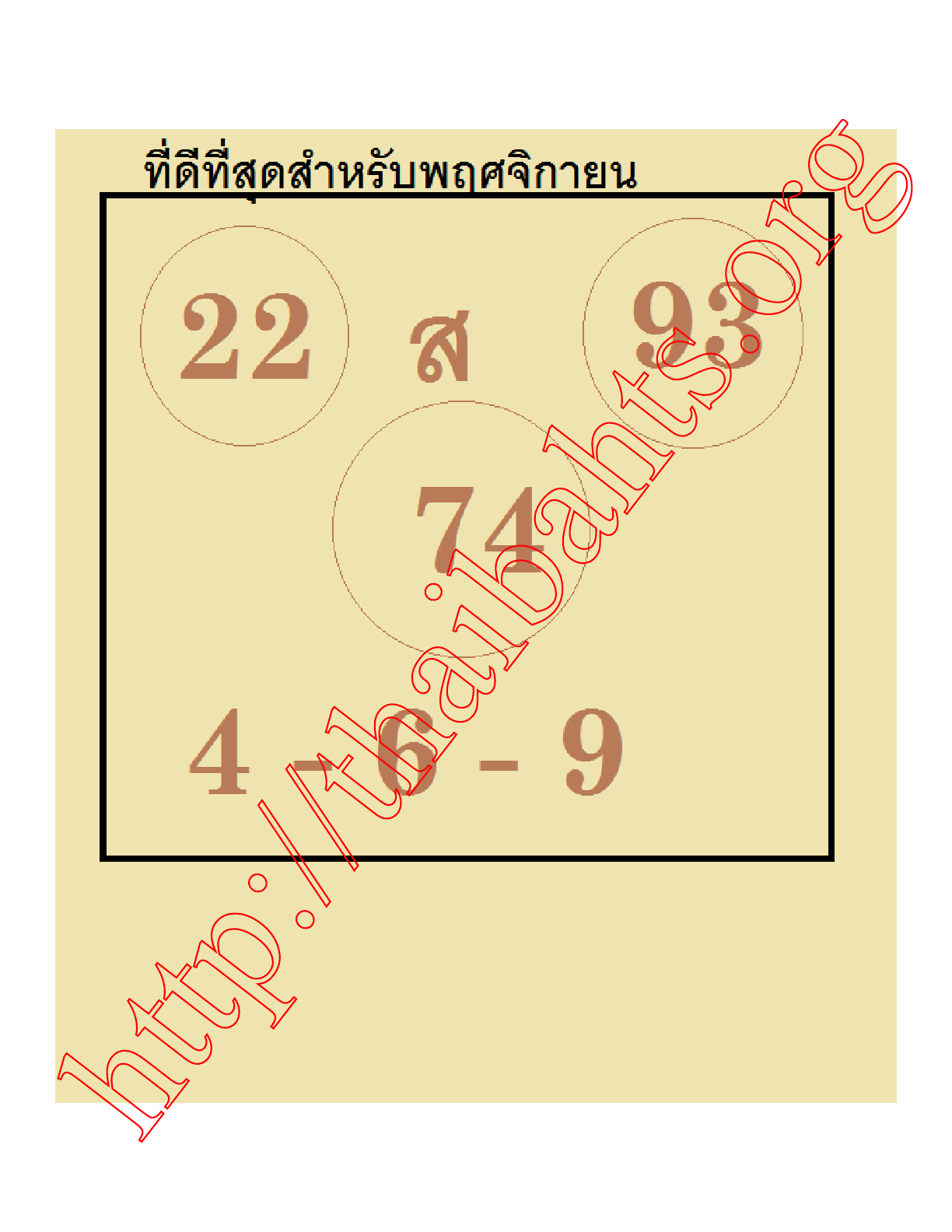 1611 2014new Thai lotto hot exclusive down number tip