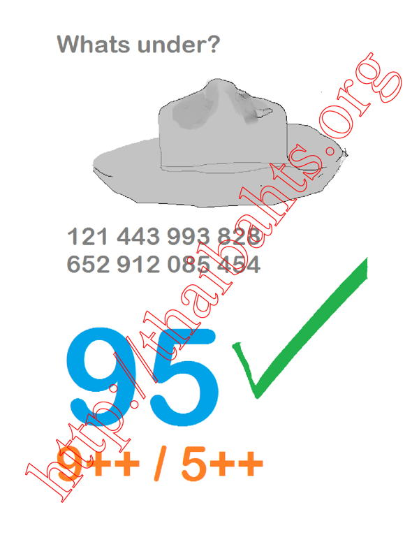 000 whats under Thai lottery 1/10/2015